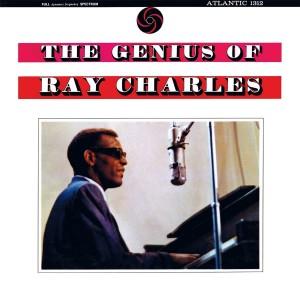 RAY CHARLES-THE GENIUS OF RAY CHARLES (MONO)