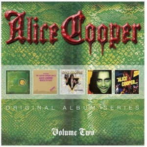 ALICE COOPER-ORIGINAL ALBUM SERIES VOL 2