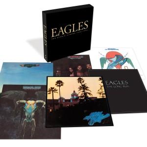 EAGLES-THE STUDIO ALBUMS 1972-1979 BOX