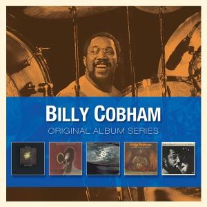 BILLY COBHAM-ORIGINAL ALBUM SERIES