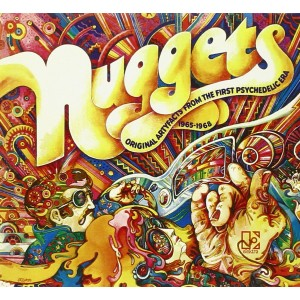 VARIOUS ARTISTS-NUGGETS: ORIGINAL ARTYFACTS FROM THE FIRST PSYCHEDELIC ERA