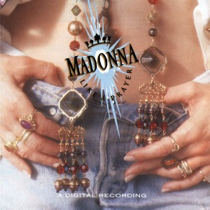 MADONNA-LIKE A PRAYER