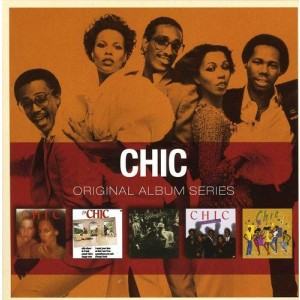 CHIC-ORIGINAL ALBUM SERIES