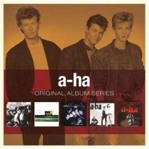 A-HA-ORIGINAL ALBUM SERIES