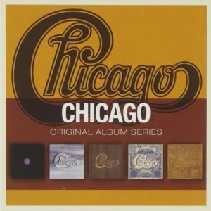 CHICAGO-ORIGINAL ALBUM SERIES