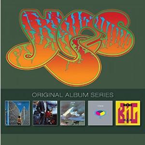 YES-ORIGINAL ALBUM SERIES