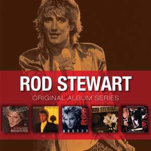 ROD STEWART-ORIGINAL ALBUM SERIES