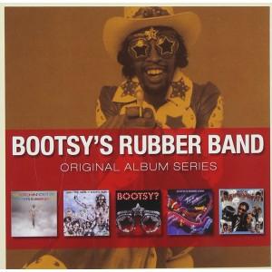 BOOTSY´S RUBBER BAND-ORIGINAL ALBUM SERIES