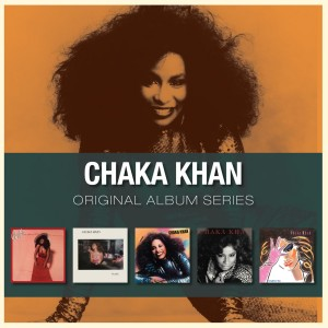 CHAKA KHAN-ORIGINAL ALBUM SERIES