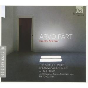 ARVO PÄRT-CREATOR SPIRITUS