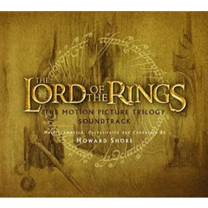 SOUNDTRACK-LORD OF THE RINGS TRILOGY