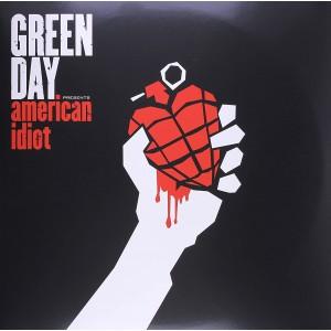 GREEN DAY-AMERICAN IDIOT