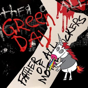 GREEN DAY-FATHER OF ALL...(VINYL)