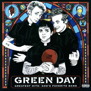 GREEN DAY-GREATEST HITS: GOD´S FAVORITE BAND
