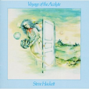 STEVE HACKETT-VOYAGE OF THE ACOLYTE