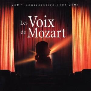 MOZART-LES VOIX DE MOZART