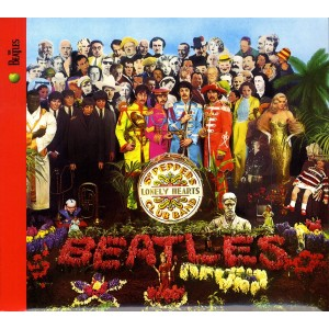 BEATLES-SGT.PEPPERS LONELY HEARTS CLUB BAND
