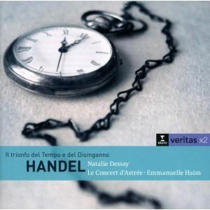 NATALIE DESSAY/EMMANUELLE HA´M-HANDEL: IL TRIONFO DEL TEMPO