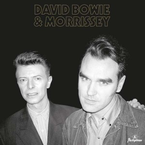MORRISSEY AND DAVID BOWIE-COSMIC DANCER/THAT´S ENTERTAINMENT (VINYL-SINGLE)