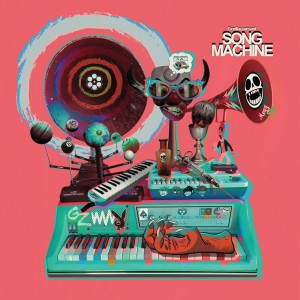 GORILLAZ-SONG MACHINE, SEASON ONE: STRANGE TIMEZ (DLX EDITION)