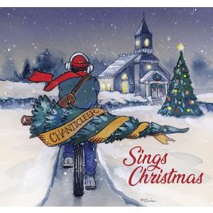 CHANTICLEER-CHANTICLEER SINGS CHRISTMAS