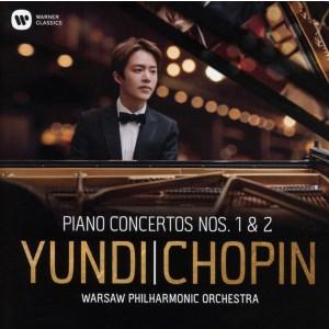 YUNDI-CHOPIN: PIANO CONCERTOS NOS 1