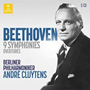 ANDRÉ CLUYTENS-BEETHOVEN: THE 9 SYMPHONIES