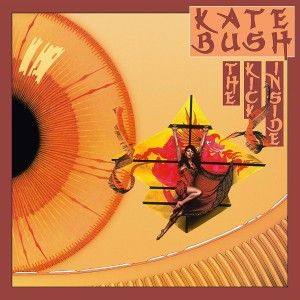 KATE BUSH-KICK INSIDE (REMASTERED)