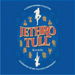 JETHRO TULL-50 FOR 50