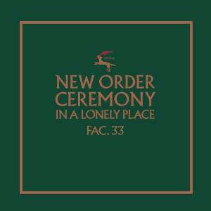 "NEW ORDER-CEREMONY 12"" (VERSION 1)"