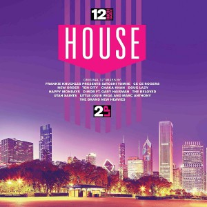 VARIOUS ARTISTS-12 INCH DANCE: HOUSE