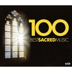 VARIOUS ARTISTS-100 BEST SACRED MUSIC