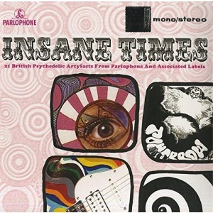 VARIOUS ARTISTS-INSANE TIMES: 21 BRITISH PSYCHEDELIC ARTYFACTS (RSD 2017)