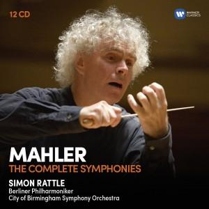 SIMON RATTLE-MAHLER: THE COMPLETE SYMPHONIES