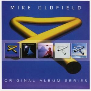 MIKE OLDFIELD-ORIGINAL ALBUM SERIES