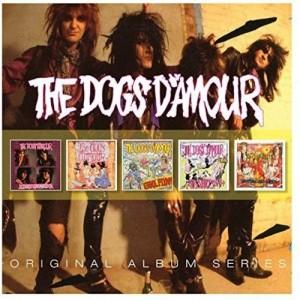 DOGS D´AMOUR-ORIGINAL ALBUM SERIES