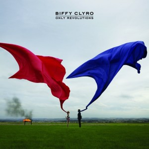 BIFFY CLYRO-ONLY REVOLUTIONS