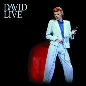 DAVID BOWIE-DAVID LIVE (REMASTERED)