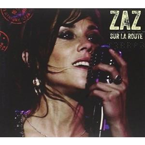 ZAZ-SUR LA ROUTE CD/DVD