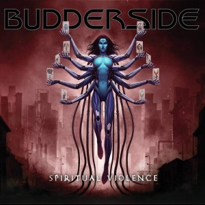 BUDDERSIDE-SPIRITUAL VIOLENCE