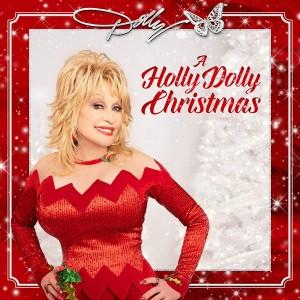 DOLLY PARTON-A HOLLY DOLLY CHRISTMAS (VINYL)