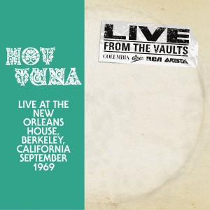 HOT TUNA-LIVE AT THE NEW ORLEANS HOUSE (RSD)