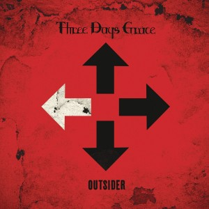 THREE DAYS GRACE-OUTSIDER