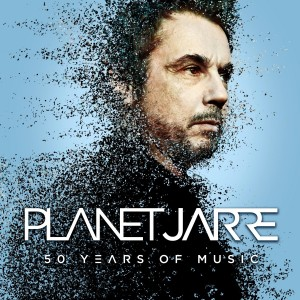 JEAN-MICHEL JARRE-PLANET JARRE