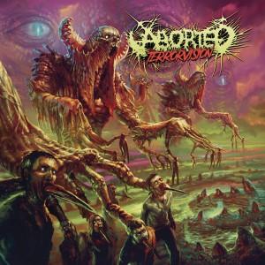 ABORTED-TERRORVISION (LP+CD)