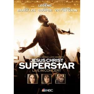 MUSICAL-JESUS CHRIST SUPERSTAR LIVE IN CONCERT