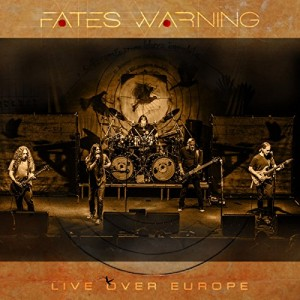 FATES WARNING-LIVE OVER EUROPE