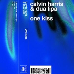 "CALVIN HARRIS/DUA LIPA-ONE KISS 12"""