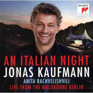 JONAS KAUFMANN-AN ITALIAN NIGHT LIVE
