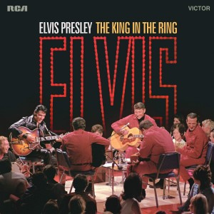ELVIS PRESLEY-KING IN THE RING